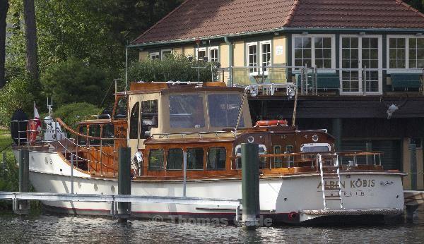 Motoryacht 'Albin Köbis'