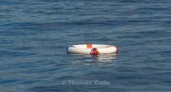 Schwimmender Rettungsring