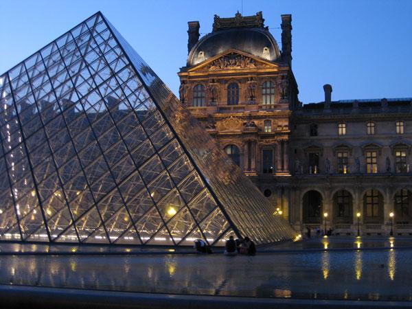 2009. Paris bei Nacht