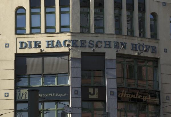 Die Hackeschen Höfe