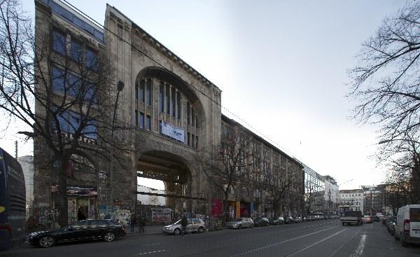 Oranienburger Straße. Tacheles