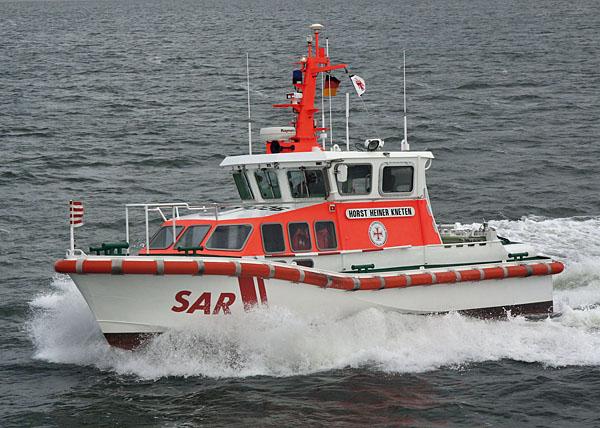 Seenotrettungsboot HORST HEINER KNETEN