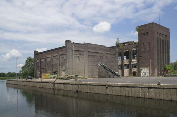 Ehemalige Zuckerfabrik in Ketzin