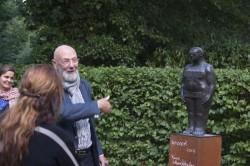 Vorstellung einer Skulptur von Tina Schwichtenberg