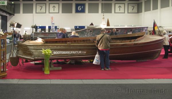 Alter Holzrumpf. Schrott oder restaurierbar? 12.000 €