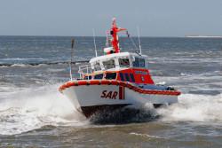 Seenotrettungsboot NEUHARLINGERSIEL der DGzRS (Archivfoto: DGzRS/Die Seenotretter)