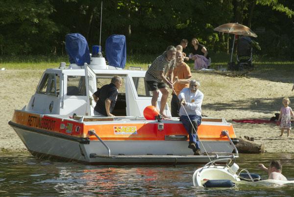 ASB Rettungsboot Foto: Thomas Gade
