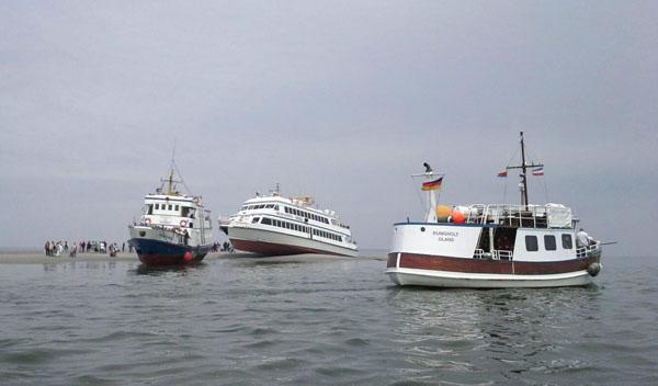 Rettungseinsatz. Foto:  Sylter Catamaran Club e.V.