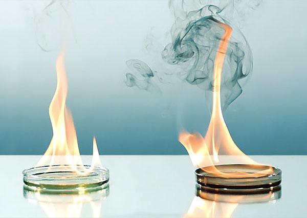 NExBTL Diesel brennt sauberer als herkömmlicher Diesel. Foto: Neste Oil