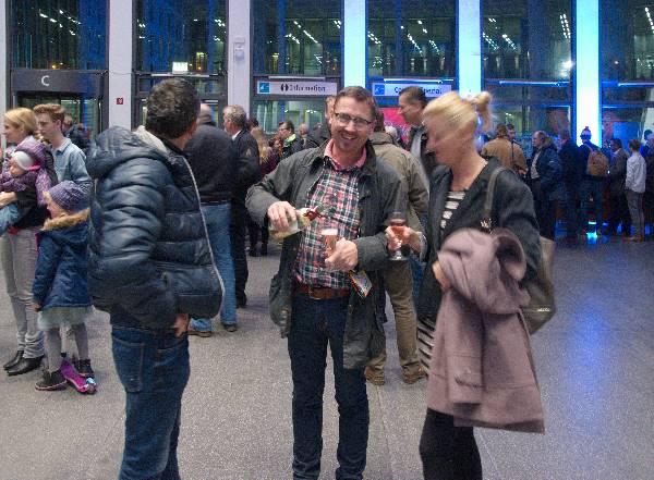 23. 11. 2016. Gala Nacht der Boote. Boot & Fun Berlin